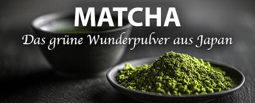Matcha Grüntee von Bünting - Erleben wie nie zuvor!
