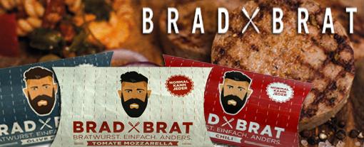 Brad Brat bekannt aus der Höhle der Löwen.