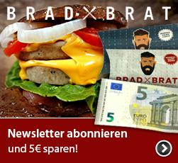 Jetzt zum Newsletter anmelden und 5 Euro sparen