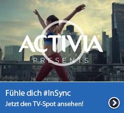 Fühle dich #InSync