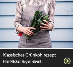 Klassisches Grünkohlrezept - hier klicken & genießen!