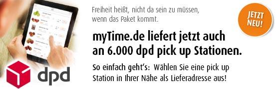 Wir liefern von nun an an 6.000 DPD Pick up Stationen in ganz Deutschland.