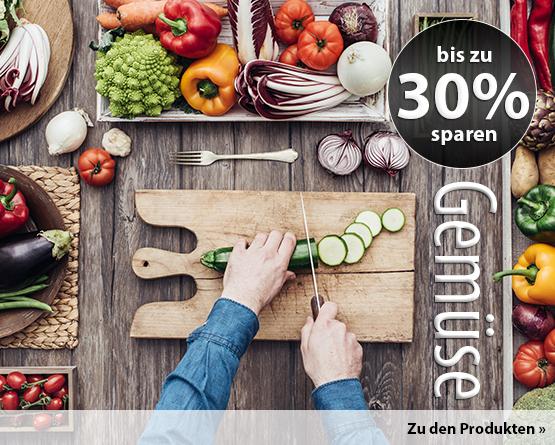Angebot: Bis zu 30% Rabatt auf Gemüse - zum Bestellen hier klicken.