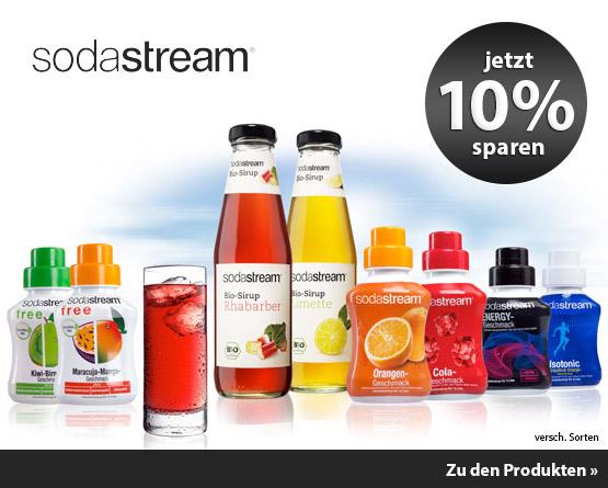 Angebot: 10% Rabatt auf Soda Stream - zum Bestellen hier klicken.