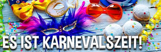 Thema der Woche: Es ist Karnevalszeit!