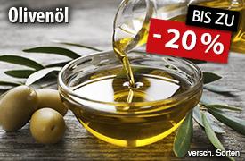 Angebot: Bis zu 20% Rabatt auf Olivenöl - zum Bestellen hier klicken!