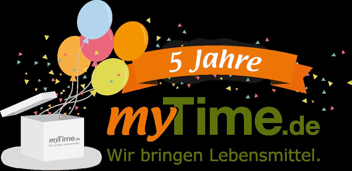 5 Jahre mytime.de