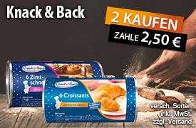 Angebot: Kaufe 2 fuer 2,50 Euro, inkl. MwSt., zzgl. Versand  - zum Bestellen hier klicken.