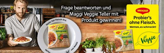 Angebot: Veggie-Fix Neuheit, verschiedene Sorten, Streichpreis 0,89 Euro, Angebotspreis 0,79 Euro, zzgl. Versand, zzgl. Pfand, inkl. MwSt. - zum Bestellen hier klicken  // Gewinnspielfrage beantworten und einen von 20 Tellern gewinnen