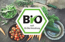 Entdecken Sie unsere große Vielfalt an BIO Produkten - zur Ansicht hier klicken