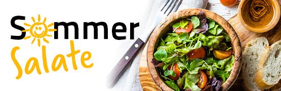 Thema der Woche: Sommersalate