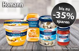 Bis zu 35% Rabatt auf Homann - zum Bestellen hier klicken