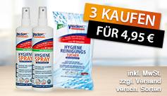 VibaSept Hygiene: Kaufen Sie 3 und zahlen Sie nur 4,95 Euro - zum Bestellen hier klicken.
