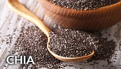 Jetzt Chia Samen entdecken - zum Bestellen hier klicken.
