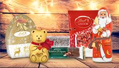 Weihnachtssüßwaren - zum Bestellen hier klicken