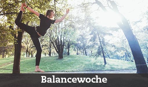 geErne Balancewoche