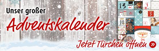 Entdecken Sie tolle Angebote, Gewinnspiele und vieles mehr in unserem Adventskalender! - zum Kalender hier klicken