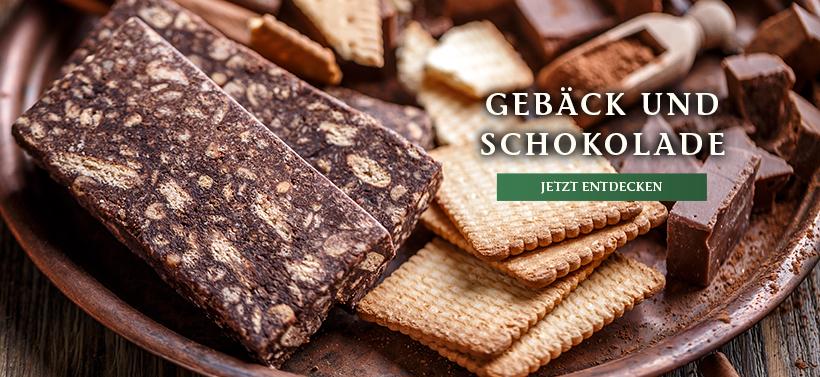 Gebäck & Schokolade