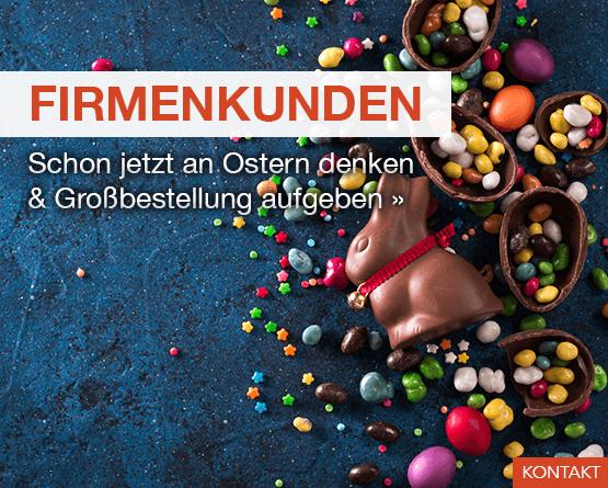 An alle Firmenkunden: Schon jetzt an Ostern denken und Grossbestellung aufegeben - Zum Bestellen hier klicken
