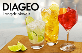 Diageo Longdrink Markenwelt