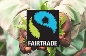 Entdecken Sie unsere große Vielfalt an Fairtrade Produkten - zur Ansicht hier klicken