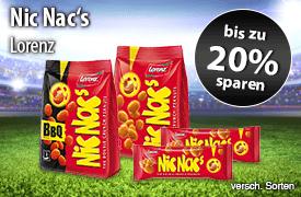 Angebot: Sparen Sie bis zu 20 Prozent auf Lorenz Nicnacs - Zum Bestellen hier klicken!