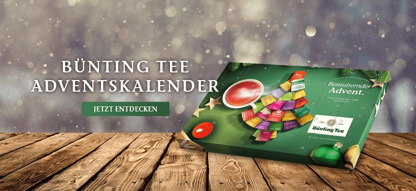 Bünting Tee Adventskalender (102,60 g)