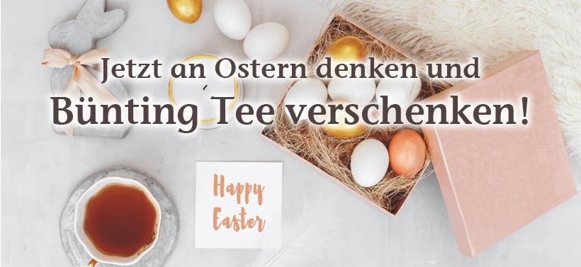 Jetzt an Ostern denken und Freude verschenken!