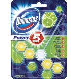 Domestos Power 5 WC-Stein Limette