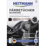 Heitmann Wäsche Schwarz-Tücher