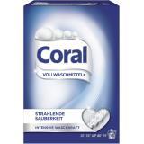 Coral Vollwaschmittel + strahlende Sauberkeit