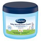 Bübchen Babypflege Baby Wundschutz Creme, mit beruhigender Kamille, Dose
