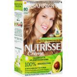 Garnier Nutrisse Creme Pflege-Haarfarbe 80 vanilla blond