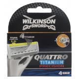 Wilkinson Sword Quattro Titanium Precision Klinge