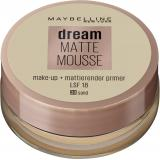 Maybelline Jade Dream Matte Mousse Make-Up 030 sand