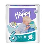 Bella Baby Happy Windeln Gr. 6 Junior Extra 16+kg