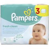 Pampers Fresh Clean Feuchttücher