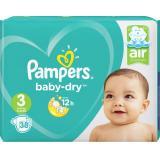 Pampers Baby Dry Gr. 3 Midi 4-9kg