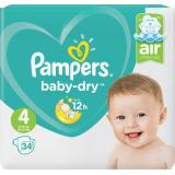 Pampers Baby Dry Gr. 4 Maxi 8-16kg