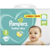 Pampers Baby Dry Windeln Gr. 3 Midi 4-9kg