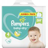 Pampers Baby Dry Gr. 4 Maxi 7-18kg