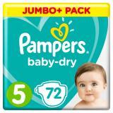Pampers Baby Dry Gr. 5 Junior 11-23kg