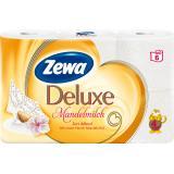 Zewa Deluxe Toilettenpapier Mandelmilch 4-lagig