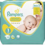 Pampers Premium Protection Gr. 1 newborn 2-5kg