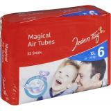 Jeden Tag Air dry Windeln Gr. 6 XL 16-30kg