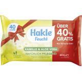 Hakle Feucht Toilettenpapier Kamille & Aloe Vera