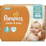 Pampers Sleep & Play Gr.3 Midi 5-9 kg