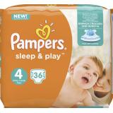 Pampers Sleep & Play Gr.4 Maxi 8-16 kg