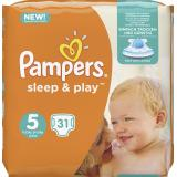 Pampers Sleep & Play Gr.5 Junior 11-23 kg