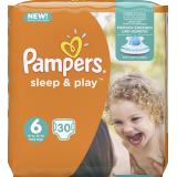 Pampers Sleep & Play Gr.6 Extra Large 15+